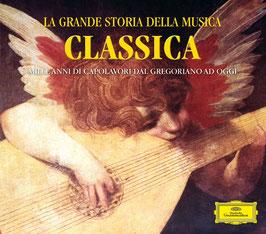 La Grande Storia dell Musica Classica, Milli Anni di Capolavori dal Gregoriano ad Oggi (10CD, Deutsche Grammophon)