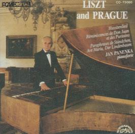 Franz Liszt: Liszt and Prague (Supraphon)
