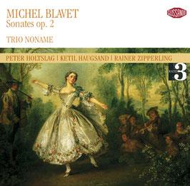 Michel Blavet: Sonates op. 2 (CD, Glissando)