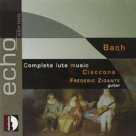 Johann Sebastian Bach: Complete Lute Music  (2CD, Stradivarius)