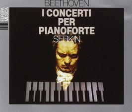 Ludwig van Beethoven: I Concerti per Pianoforte (3CD, Frequenz)