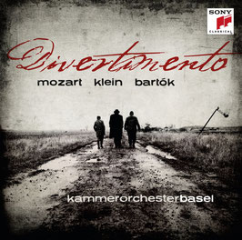 Divertimento: Mozart, Klein, Bartók (Sony)