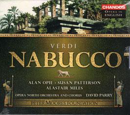 Giuseppe Verdi: Nabucco (2CD, Chandos, Peter Moores Foundation)
