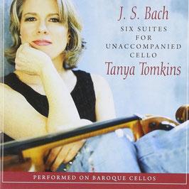 Johann Sebastian Bach: Six suites for unaccompanied cello (2CD, Avie)