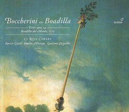 Luigi Boccherini: Boccherini en Boadilla, Trios opus 14 (2CD, Glossa)