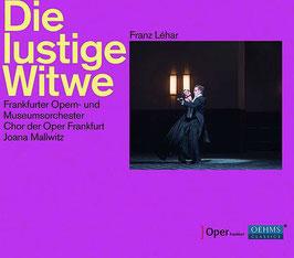 Franz Lehar: Die lustige Witwe (2CD, Oehms Classics)