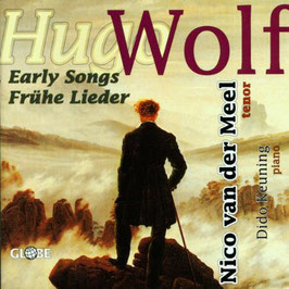 Hugo Wolf: Early Songs (Globe)