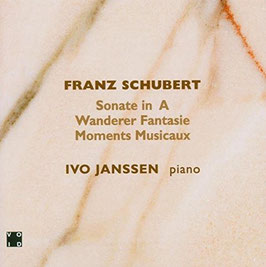 Franz Schubert: Sonate in A, Wanderer Fantasie, Moments Musicaux (VOID)