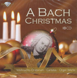 Johann Sebastian Bach: A Bach Christmas (10CD, Brilliant)