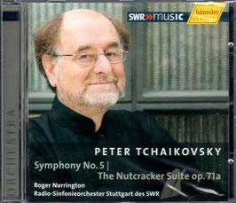 Pyotr Ilyich Tchaikovksy: Symphony No. 5, The Nutcracker Suite op. 71a (Hänssler)