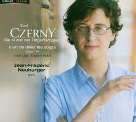 Karl Czerny: Die Kunst der Fingerfertigkeit, Opus 740 (2CD, Mirare)