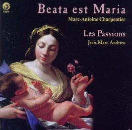 Marc-Antonie Charpentier: Beata es Maria (Ligia)