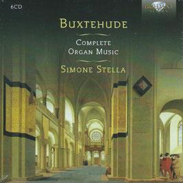 Dieterich Buxtehude: Complete Organ Music (6CD, Brilliant)