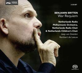 Benjamin Britten: War Requiem (2SACD, Challenge Classics)