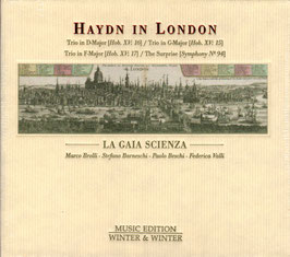 Joseph Haydn: Haydn in London (Winter & Winter)