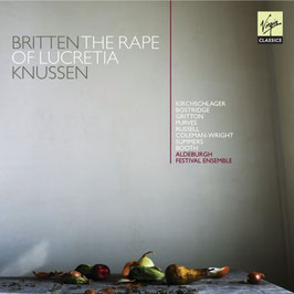 Benjamin Britten: The Rape of Lucretia (2CD, Virgin)