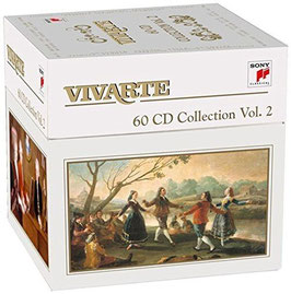 Sony Vivarte Collection Vol. 2 (60CD, Sony)