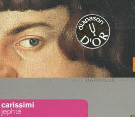 Giacomo Carissimi: Un concert spirituel à Rome, ca. 1650 (Naïve)