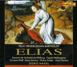 Felix Mendelssohn-Bartholdy: Elias (2CD, Hänssler Profil)