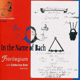 Johann Sebastian Bach: In the Name of Bach (Channel Classics)