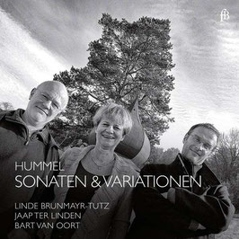 Johann Nepomuk Hummel: Sonaten & Variationen (Fra Bernardo)