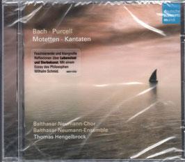 Johann Sebastian Bach, Henri Purcell: Lebenslust und Sterbekunst, Motetten, Kantatan (Deutsche Harmonia Mundi)