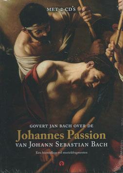 Johann Sebastian Bach: Govert Jan Bach over de Johannes Passion, Een hoorcollege vol muziekfragmenten (2CD, boek, Rubinstein)