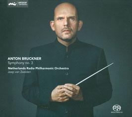 Anton Bruckner: Symphony no. 3 (SACD, Challenge Classics)