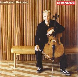 Zoltán Kodály, Benjamin Britten: Works for Cello Solo (Chandos)