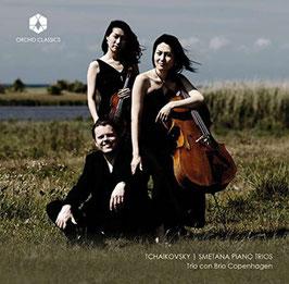 Pyotr Ilyich Tchaikovksy, Bedrich Smetana: Piano Trios (Orchid Classics)