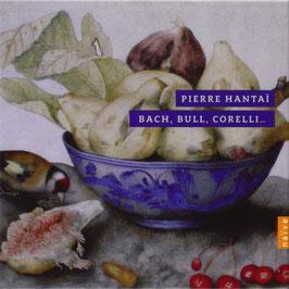 Pierre Hantaï: Bach, Bull, Corelli... (8CD, Naïve)