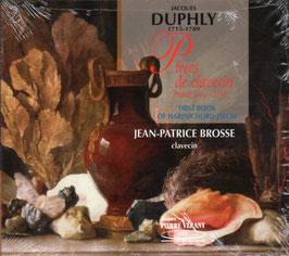 Jacques Duphly: Pièces de clavecin, Première Livre 1744, Deuxième Livre 1748, Troisième Livre 1756, Quatrième Livre 1768 (3x CD, Pierre Verany)