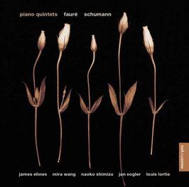 Gabriel Fauré, Robert Schumann: Piano Quintets (Sony)