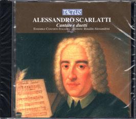 Alessandro Scarlatti: Cantate e duetti (Tactus)