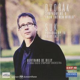 Antonín Dvorák: Symphony 9 'From the New World', Josef Suk: Pohádka (Oehms)