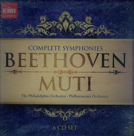 Ludwig van Beethoven: Complete Symphonies (6CD, EMI)