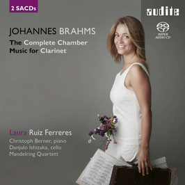 Johannes Brahms: The Complete Chamber Music for Clarinet (2SACD, Audite)