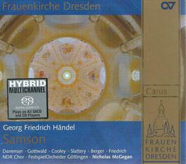 Georg Friedrich Händel: Samson (3SACD, Carus)