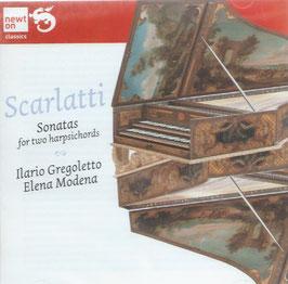 Domenico Scarlatti: Sonatas for two harpsichords (Newton)