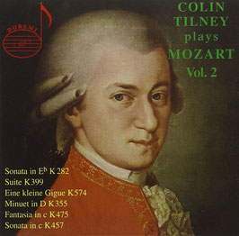 Wolfgang Amadeus Mozart: Colin Tilney plays Mozart II (Doremi)