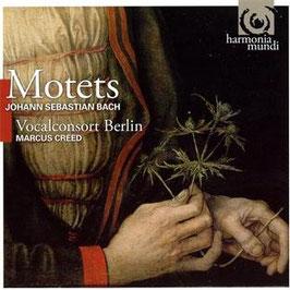 Johann Sebastian Bach: Motets (Harmonia Mundi)