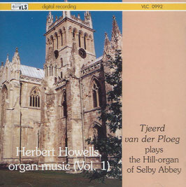 Herbert Howells: Organ Music, vol. 1 (VLS)