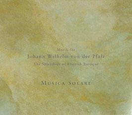 Musik für Johann Wilhelm von der Pfalz: Corelli, Bonporti, Handel, Schenck (Raumklang)
