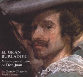 El Gran Burlador, Musica para el mito de Don Juan (Lauda)