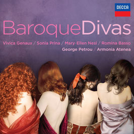 Baroque Divas (Decca)