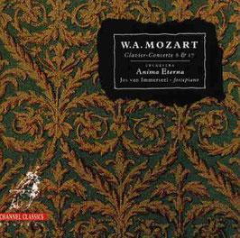 Wolfgang Amadeus Mozart: Clavier-Concerte 6 & 17 (Channel Classics)