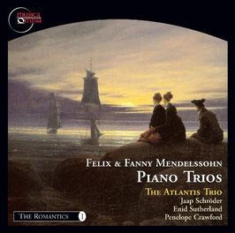 Felix Mendelssohn-Bartholdy, Fanny Mendelssohn Hensel: Piano Trios (2CD, Musica Omnia)