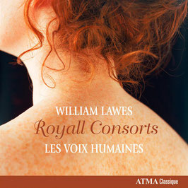 Henry Lawes: Royall Consorts (2CD, Atma)