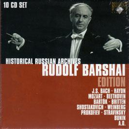 Barshai Edition (10CD, Brilliant)