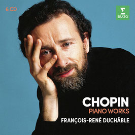 Frédéric Chopin: Piano Works (6CD, Erato)